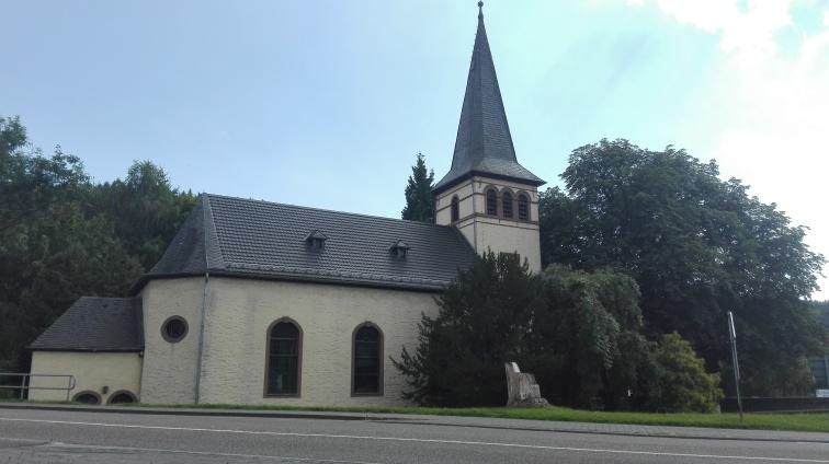 Kerkje Schleiden.