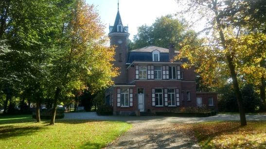 Kasteel Neut dient nu als gemeentehuis.