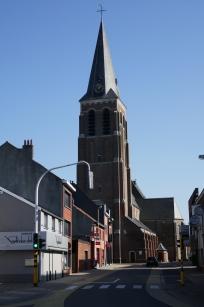 St Michielskerk.