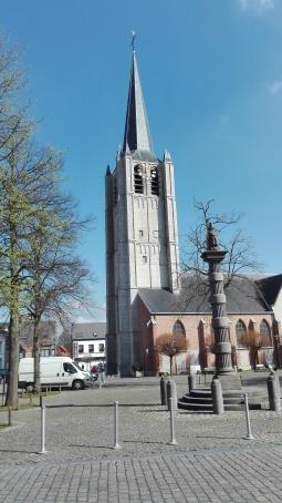 Kerk van Wommelgem.
