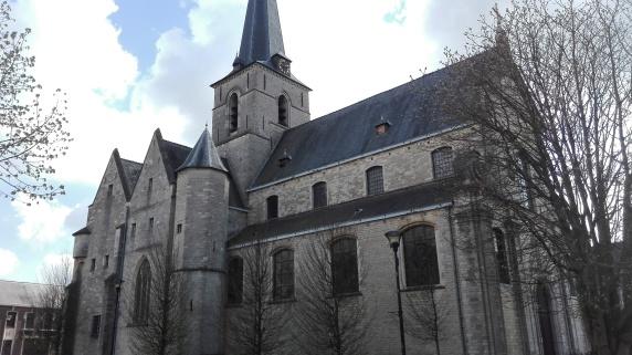 Kerk van Broechem .