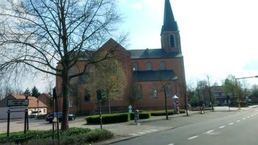 Kerk van Emblem.