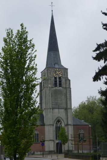 St-Bavo kerk van Wilrijk.
