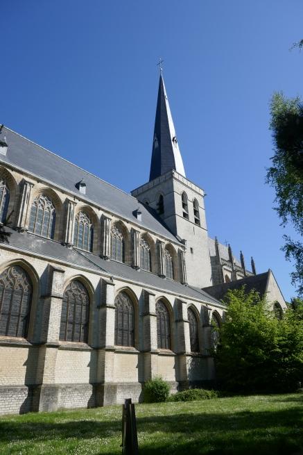 Sint-Waldetrudiskerk.