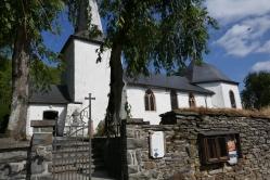 St Peterkirche.